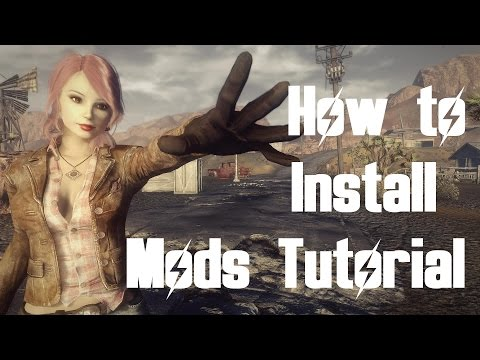 How To Install Fallout New Vegas Mods Without Steam