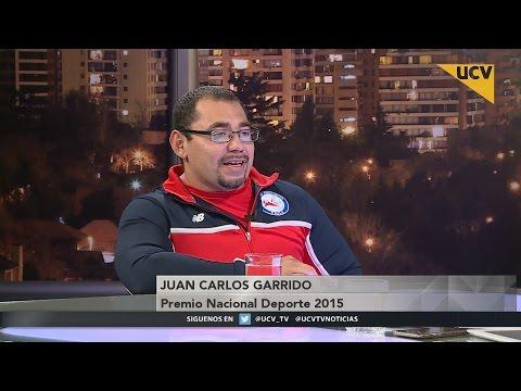 video Pesista paralímpico distinguido con Premio Nacional del Deporte 2015