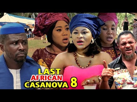 THE LAST AFRICAN CASANOVA SEASON 8 - (New Movie) 2019 Latest Nigerian Nollywood Movie Full HD