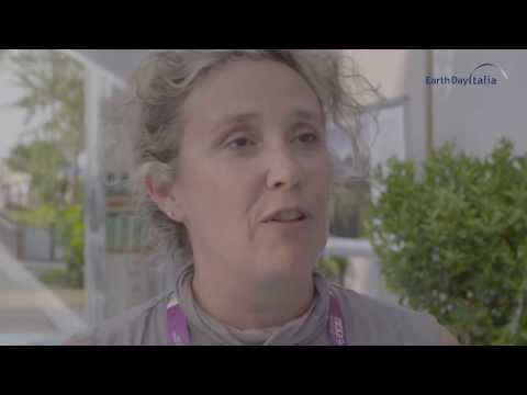 Intervista al capo segreteria tecnica del vice ministro Mipaaf Antonella Pesce ad Expo Milano 2015