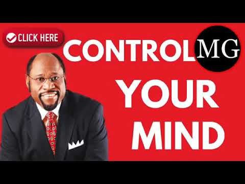 Control Your Mind - Dr Myles Munroe
