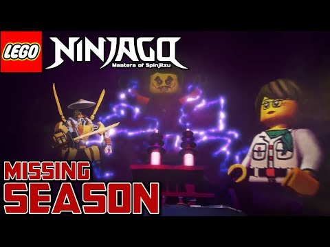 Ninjago: The MISSING Season EXPLAINED! 🤔