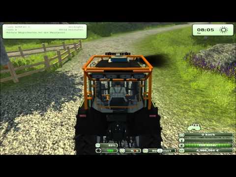Valtra 6800 Forestry v1.0