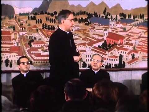 2 de octubre 1928: se abren los caminos divinos de la tierra