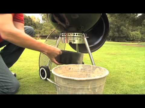 New Year's Cleaning (Gas and Charcoal Grills)
