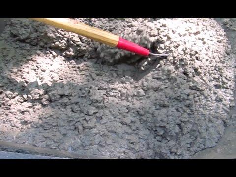 DIY Shed AsktheBuilder Pier Foundation Concrete Mix Tips