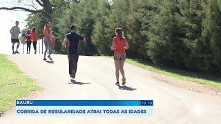 Corrida de orientação atrai atletas de todas as idades em Bauru