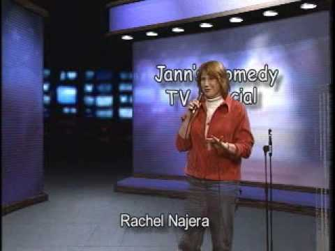 Comedy Special - Rachel Najera