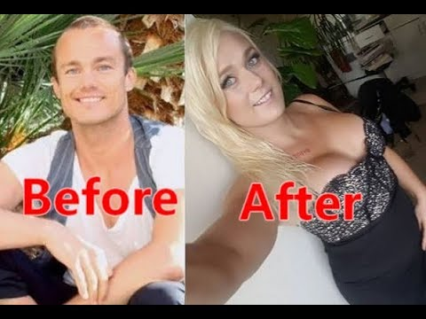 Ariya Bliss Awesome MTF Boy To Girl Transformation