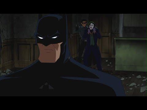 Ending -  Batman  Under the Red Hood