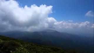 霧島韓国岳(Time Lapse動画)撮影日2012年7月30日
