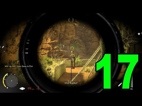 sniper - Buy this game! http://amzn.to/1qe4kcc Sniper Elite III Playlist: http://bit.ly/1lMQkVR Twitter: http://www.twitter.com/TmarTn Facebook: http://www.facebook.com/TmarTn Main Channel: http://www.you...