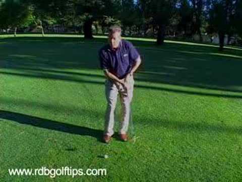 Chip Shot Basics- Save that Golf stroke!
