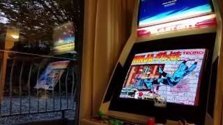 Ninja Gaiden (Arcade Emulated / M.A.M.E.) by JES