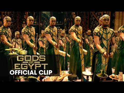 Gods of Egypt (Clip 'I Outnumber You')