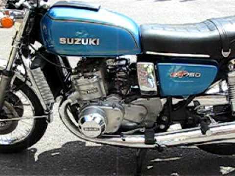 GT750            MOTO CROQUIS