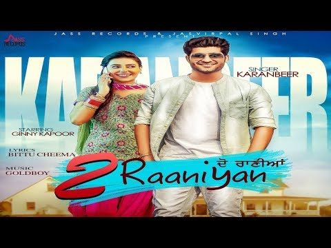 2 Raaniyan Songs mp3 download and Lyrics