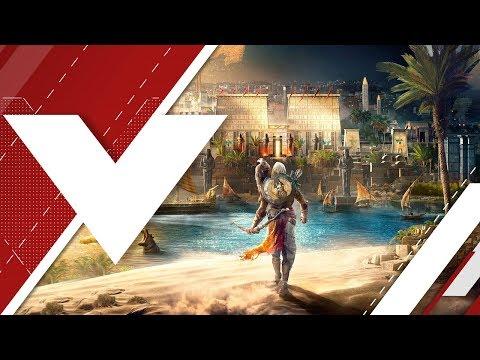 Assassin's Creed: Origins - опять хорошая игра, но плохая АС [Обзор, PS4]