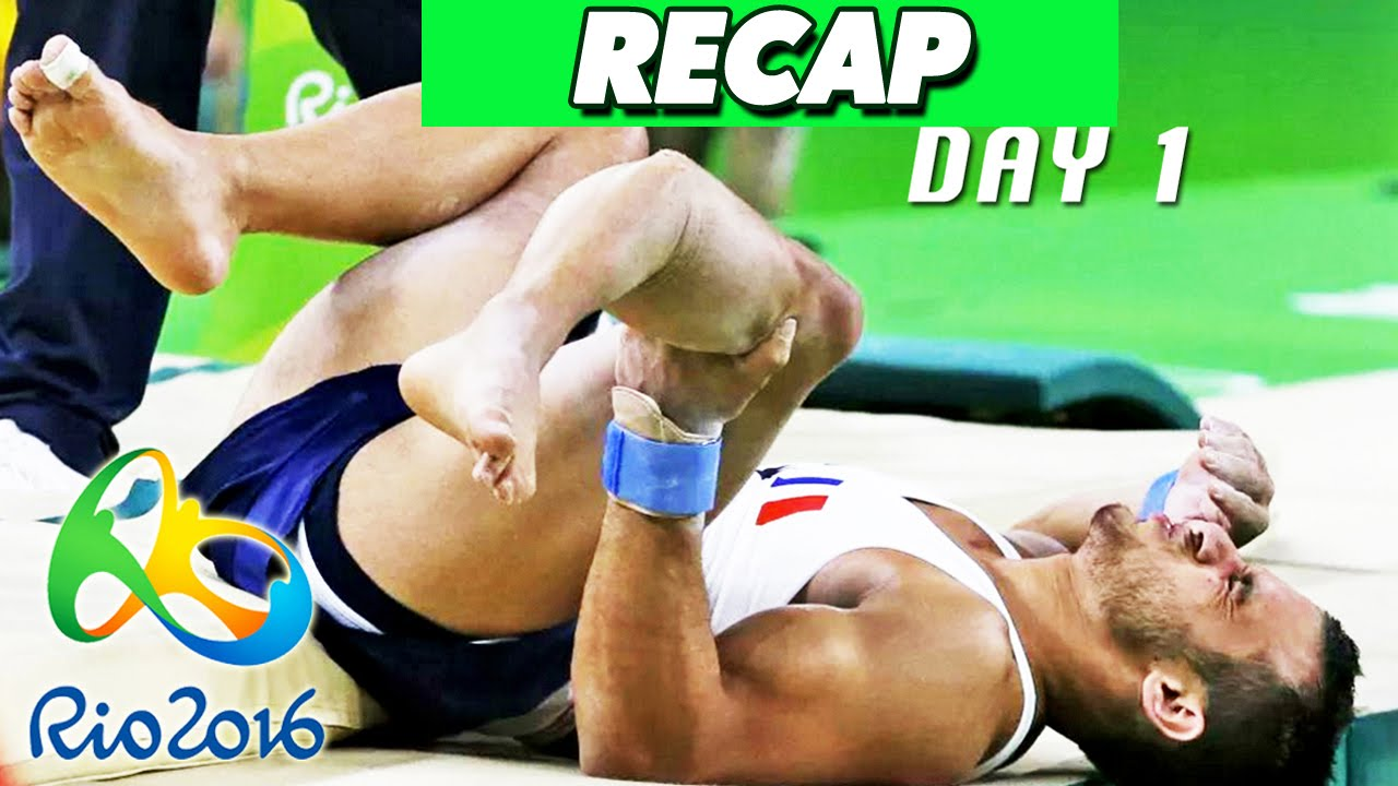 Rio Olympics 2016 Highlights, Best Moments, Results (Day 1 – August 6, 2016)