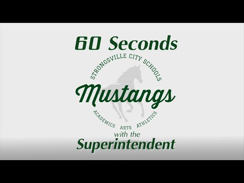 60 Seconds with the Superintendent, vol. #198