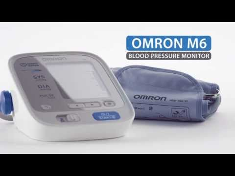 Prednosti uporabe merilnika krvnega tlaka OMRON M6 Comfort