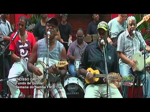 Vídeo: Fundo de Quintal – Nosso Grito