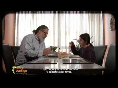 Alimentación: ¿Harías esto con un adulto?