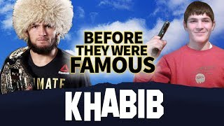 Video KHABIB NURMAGOMEDOV  | Before They Were Famous | UFC Lightweight Champion of the World MP3, 3GP, MP4, WEBM, AVI, FLV Oktober 2018