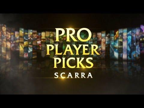 [LoL] Выбор Профи: Scarra выбирает Катарину