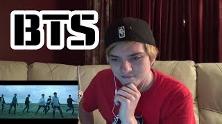 BTS - Save Me (MV) REACTION