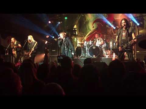 EDGUY @Zeche Bochum 17.09.2017 - Love Tyger [Live] (видео)