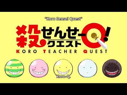 Koro sensei Quest! Episode 9 Eng Sub