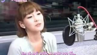 [JPVN Vietsub] SNSD Taeyeon--
