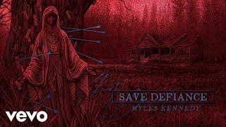 Mark Morton - Save Defiance (Audio) ft. Myles Kennedy
