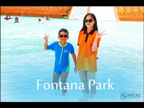 [Learning English] English Academy in Cebu, Philippines:  Fontana Park