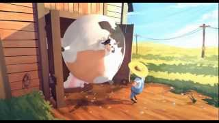Fat - Farm Animals Get Fat- The Animation