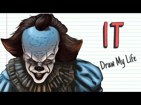 STEPHEN KING'S IT | Draw My Life