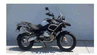 10. 2011 BMW R 1200 GS Adventure - Walkaround