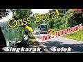 Bus Pemain Bengkulu & Palembang SAN, EPA, Yoanda Prima Joss Via Singkarak