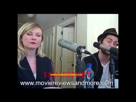 Kirsten Dunst - Kirsten Dunst always wants to work with the director,that's very important to her,and Juan was a visionary director,and the story and look was important t...