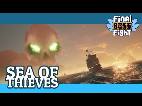 Video thumbnail for Ain't Afraid of no Ghost – Sea of Thieves – Final Boss Fight Live