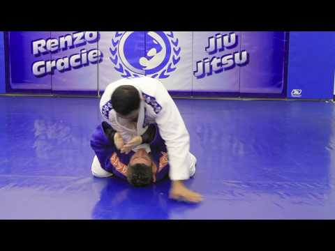 How To Upa Escape from Renzo Gracie Academy