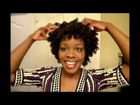 Natural Hair: Perm Rod Set
