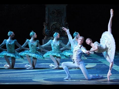 The Sleeping Beauty trailer (Bolshoi Ballet)