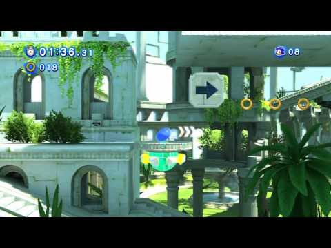 Sonic Generations - Part 2 [RAW}