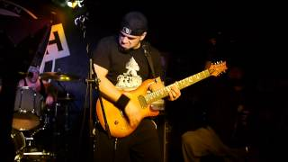 Marc Rizzo - Legionnaire, Live in Brooklyn 2013