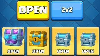 DRAFT CHEST OPENING :: Clash Royale :: COOLEST CHEST IN THE GAME!