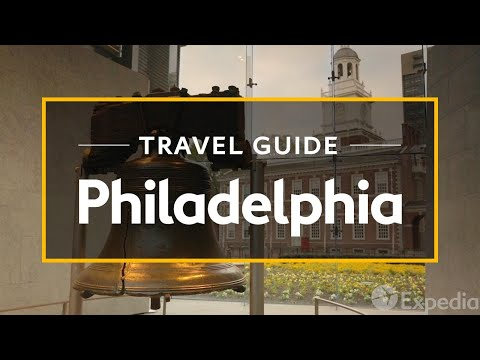 Philadelphia Vacation Travel Guide | Expedia (видео)