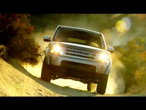 2011 Land Rover LR4 Review - Kelley Blue Book