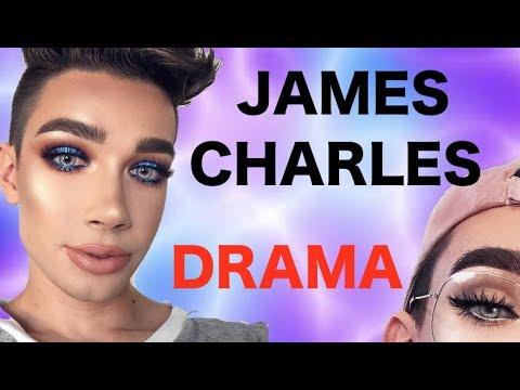 JAMES CHARLES DRAMA